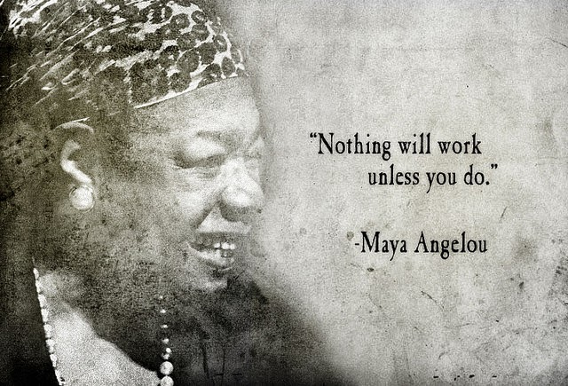 Maya Angelou Quote 2_Work