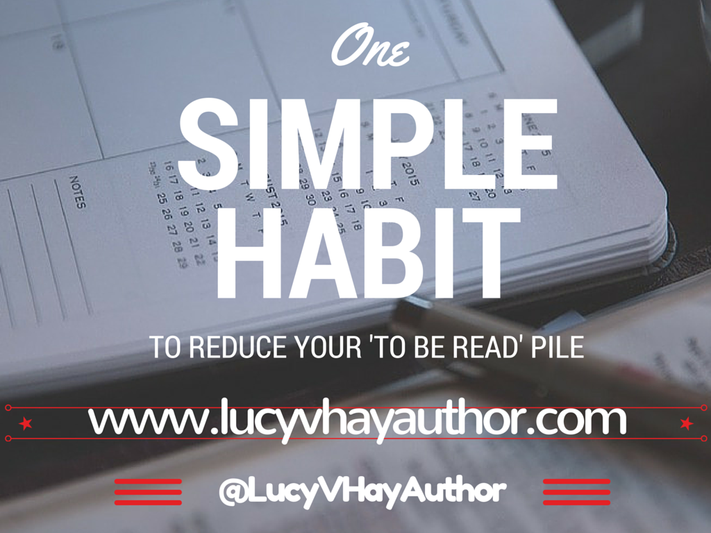 Reduce Your TBR Pile