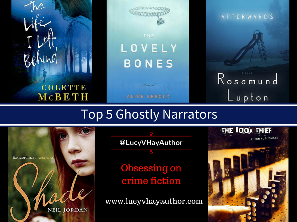 Top 5 Ghostly Narrators