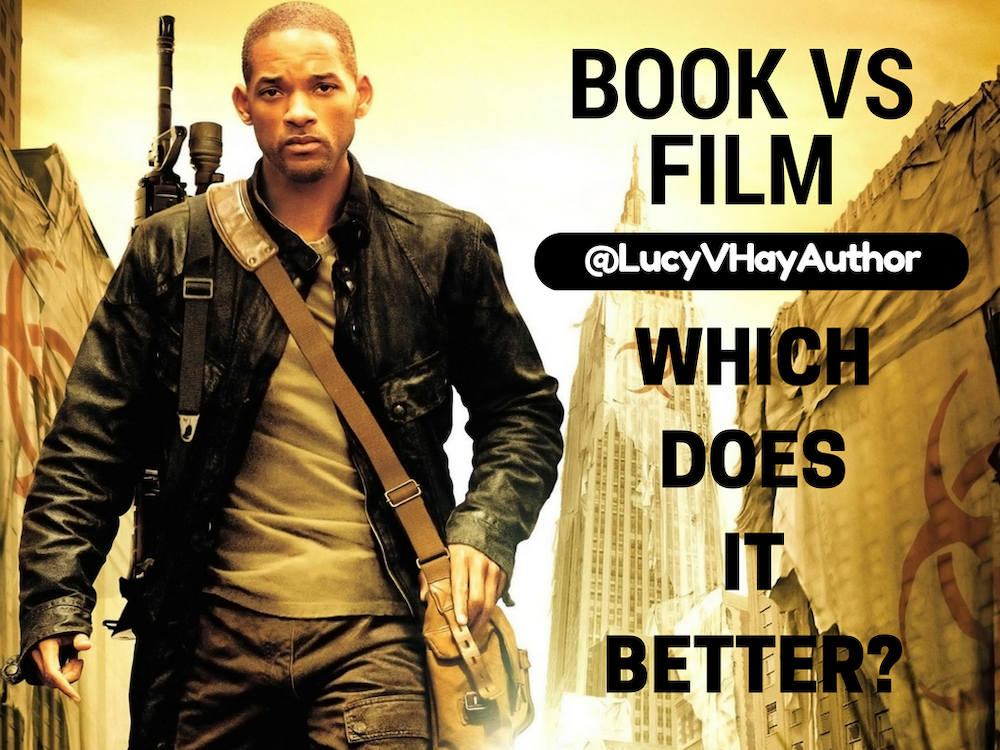 I AM LEGEND - WHICH DOES IT BETTER?