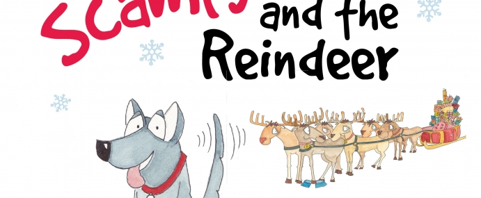 Wee Girl Reviews: Scampy Doodle & The Reindeer